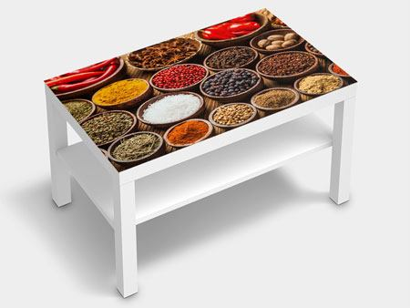 Furniture Foil Hot Spices