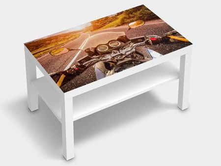 Furniture Foil Motorcycle Tour