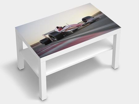 Furniture Foil Racetrack