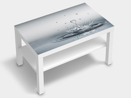 Furniture Foil Water Figure