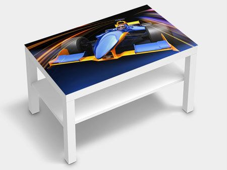 Furniture Foil Auto Racing