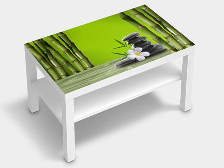 Furniture Foil Bamboo
