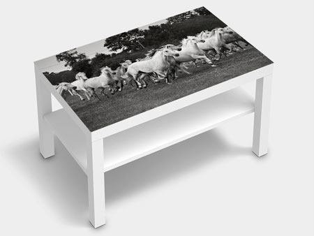 Furniture Foil The Mustang Herd
