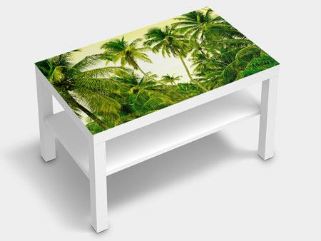 Furniture Foil Mural Ready for a vacation