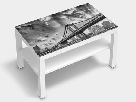 Furniture Foil Manhattan Bridge