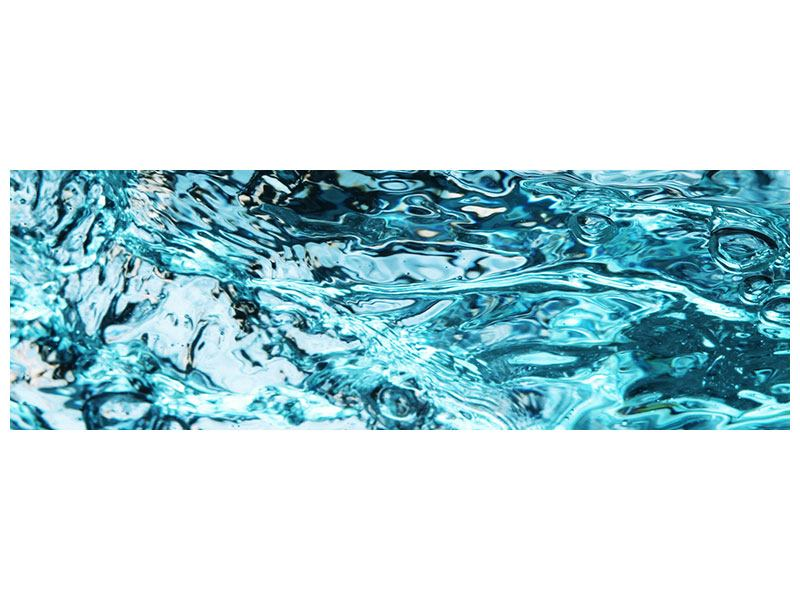 Panoramic Forex Print Beauty Water