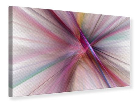 Canvas Print Abstract Lights Shine