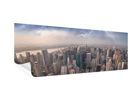 Panoramic Poster Manhattan