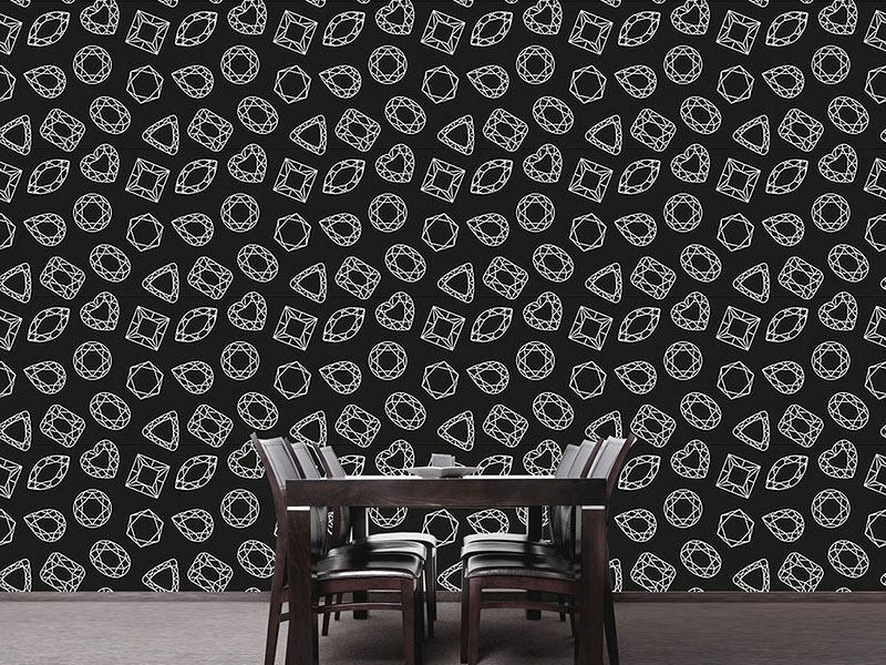 Design Wallpaper So Many Diamonds