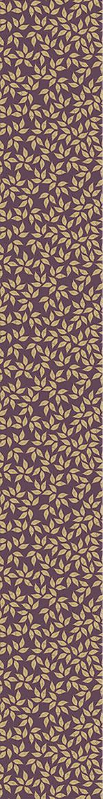 Papier peint design Golden Leaf Winter
