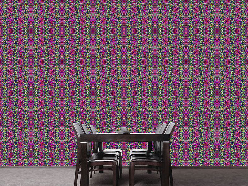 Design Wallpaper Batik