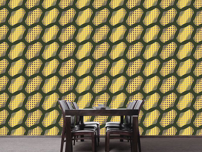 Design Wallpaper Checks In The Venus