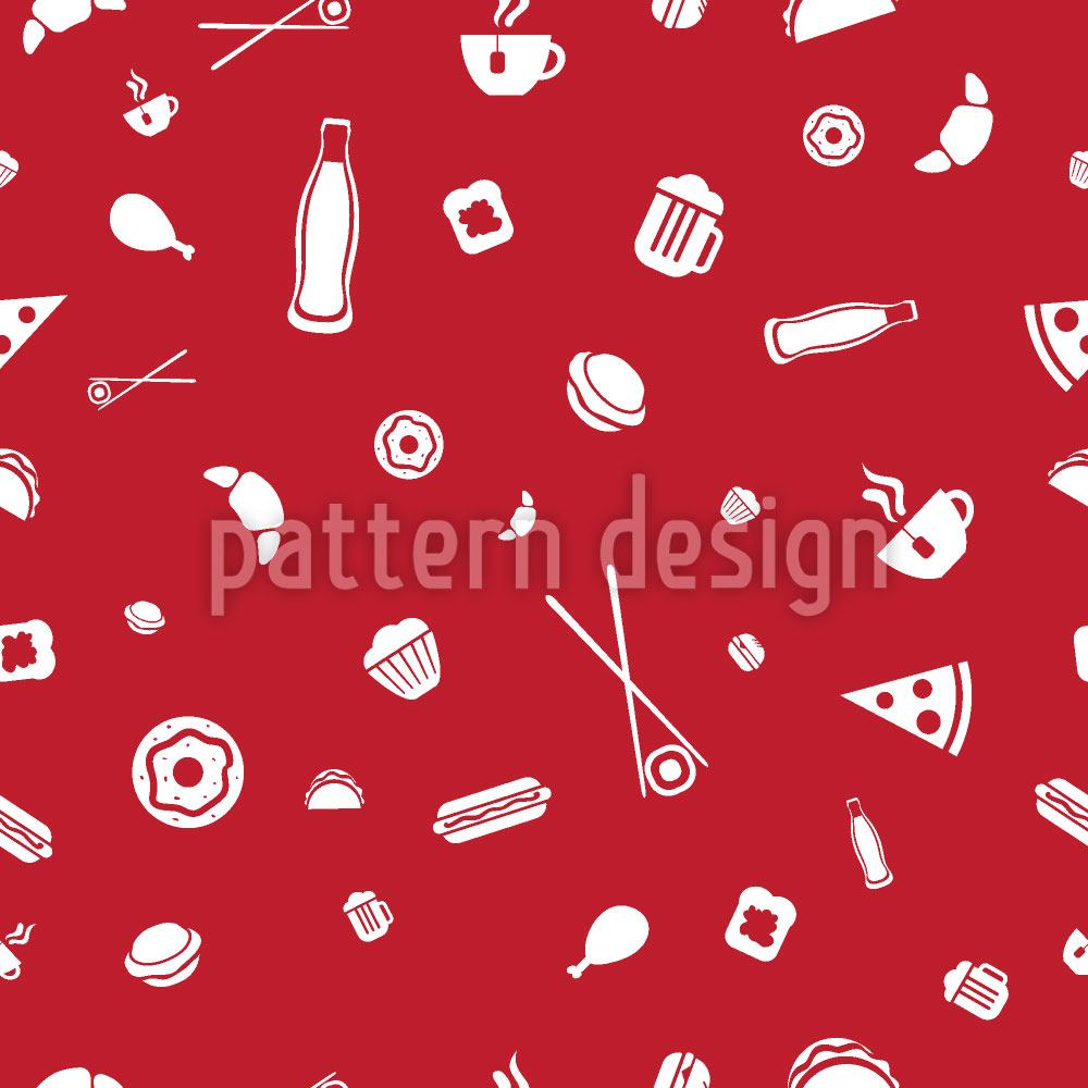 Design Wallpaper Snack Bar