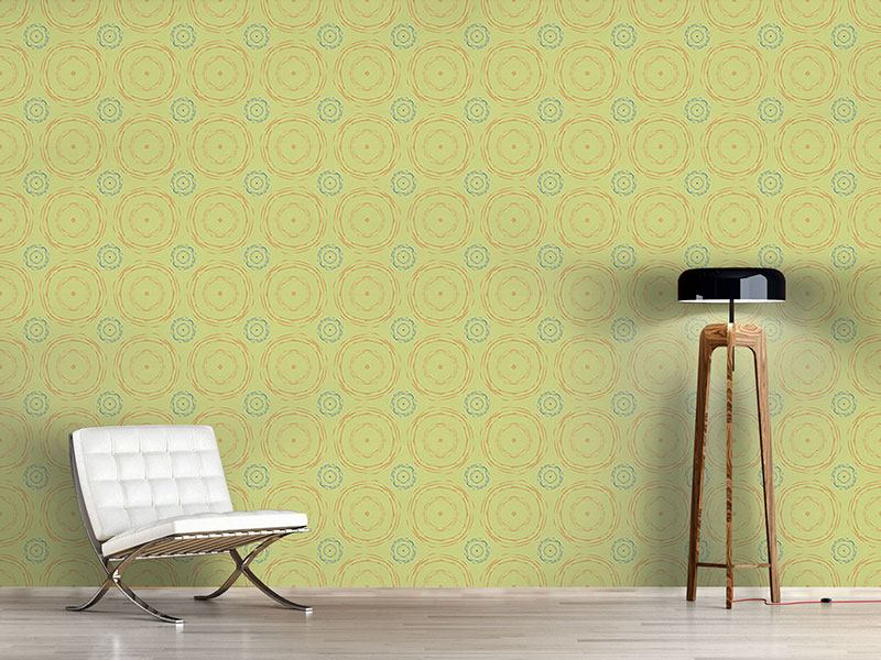 Design Wallpaper Echo Circles