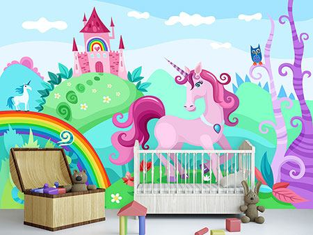 Photo Wallpaper Princesses Dream