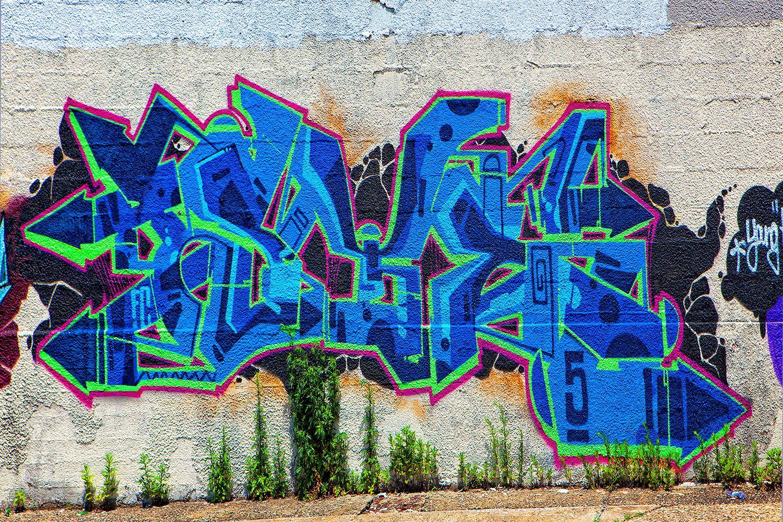 Photo Wallpaper Graffiti NYC
