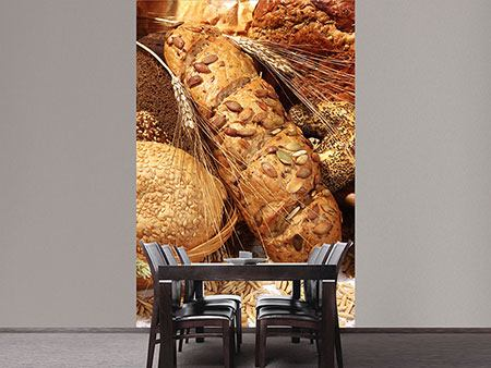 Photo Wallpaper Types Of Bread