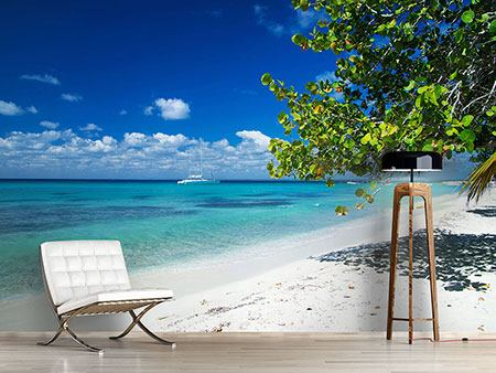 Photo Wallpaper Happy Beach