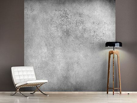 Photo Wallpaper Gray Wall Shades